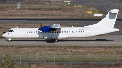 SE-MDI - ATR 72-212A(500) - Golden Air