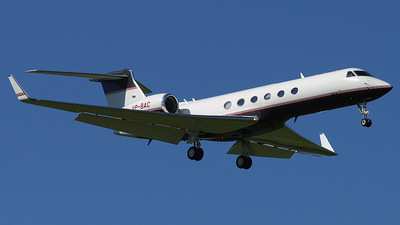 VP-BAC - Gulfstream G-V - Private