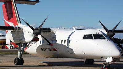 VH-SDA - Bombardier Dash 8-Q202 - QantasLink (Eastern Australia Airlines)