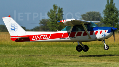 LV-CQJ - Cessna 150C - Private