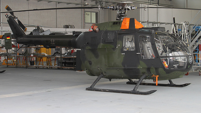 86-56 - MBB Bo105P1 - Germany - Army