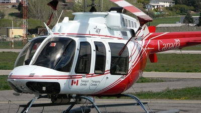 C-GDOT - Bell 407 - Canada - Department of Transport