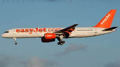 OH-AFJ - Boeing 757-28A - easyJet (Air Finland)