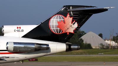 C-GCJD - Boeing 727-231(Adv)(F) - Cargojet Airways