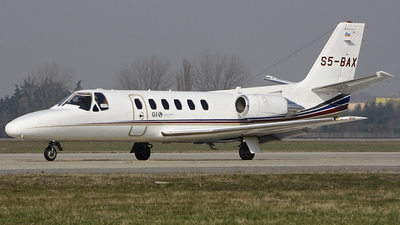 S5-BAX - Cessna S550 Citation SII - GIO Business Aviation