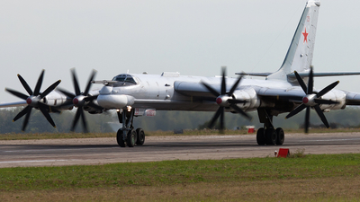 23 - Tupolev Tu-95 Bear - Russia - Air Force