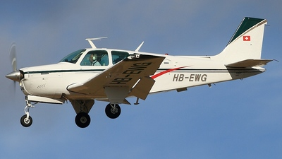A picture of HBEWG - Beech F33A Bonanza - [CE513] - © Juha Portti