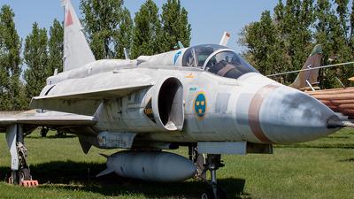 37347 - Saab JA37Di Viggen - Sweden - Air Force
