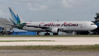 9Y-LGW - Boeing 767-316(ER) - Caribbean Airlines