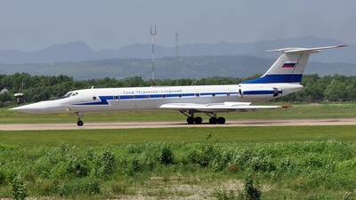 121 - Tupolev Tu-134UBL - Russia - Air Force
