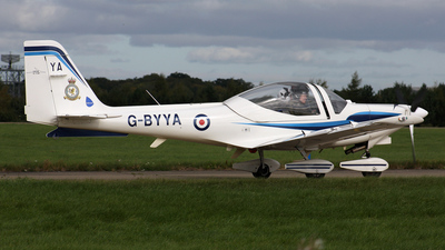 A picture of GBYYA - Grob G115E - [82183/E] - © Graham Perkin