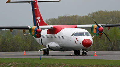 OY-RUM - ATR 42-300 - Danish Air Transport (DAT)