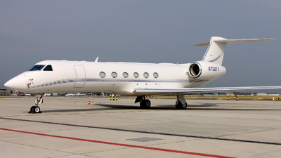 N702TY - Gulfstream G-V - Private