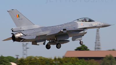 FA-121 - General Dynamics F-16AM Fighting Falcon - Belgium - Air Force
