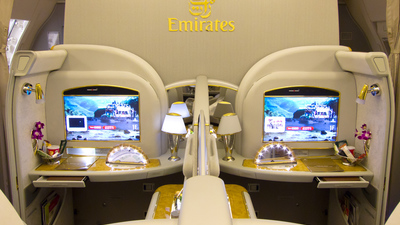 A6-EGO - Boeing 777-31HER - Emirates