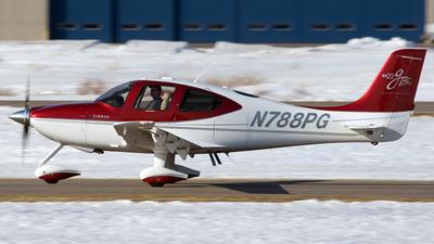 N788PG - Cirrus SR22-GTSx G3 - Private
