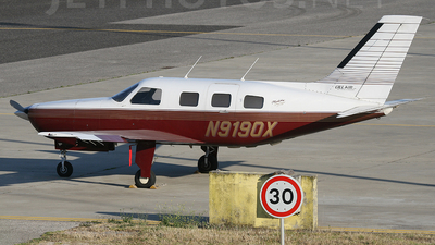 A picture of N9190X - Piper PA46350P Malibu Mirage - [4622093] - © José Jorge