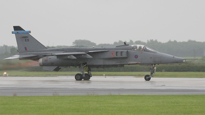 XZ117 - Sepecat Jaguar GR.3A - United Kingdom - Royal Air Force (RAF)
