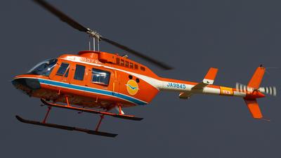 JA9845 - Bell 206L-3 LongRanger - Shin Nihon Helicopter