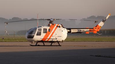 D-HNWE - MBB Bo105S - Heli Aviation