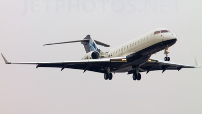 VP-CNY - Bombardier BD-700-1A10 Global Express XRS - Private
