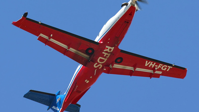A picture of VHFGT - Pilatus PC12/45 - [442] - © Andrei Bezmylov