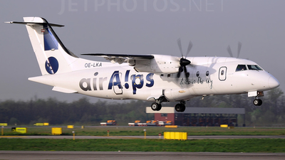 OE-LKA - Dornier Do-328-110 - Air Alps Aviation