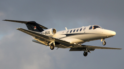YU-BUU - Cessna 525A CitationJet 2 Plus - Airpink