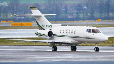 HZ-KSRD - Hawker Beechcraft 750 - Private