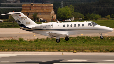D-IFDN - Cessna 525A CitationJet 2 Plus - Private