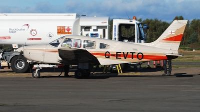 A picture of GEVTO - Piper PA28161 -  - © Nigel Garrigan