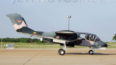 0431 - North American OV-10A Bronco - Venezuela - Air Force