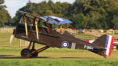 G-EBIA - Royal Aircraft Factory SE5a - Private