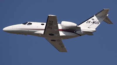 ZK-MUS - Cessna 510 Citation Mustang - Private