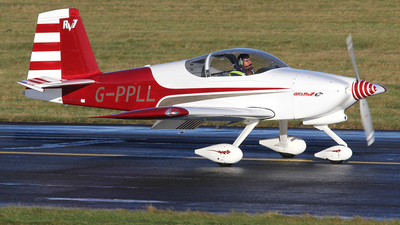A picture of GPPLL - Van's RV7A - [PFA 32314240] - © Ian Howat
