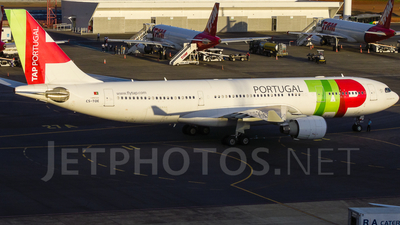 CS-TOE - Airbus A330-223 - TAP Portugal