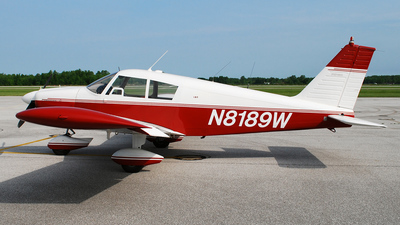 A picture of N8189W - Piper PA28180 - [282316] - © DJ Reed - OPShots Photo Team