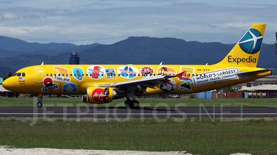 9M-AFG - Airbus A320-214 - AirAsia