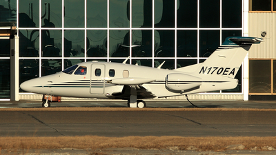 A picture of N170EA - Eclipse 500 - [000170] - © Mike MacKinnon