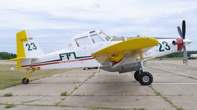A picture of CGZRH - Air Tractor AT802 - [8020143] - © Peter Unmuth