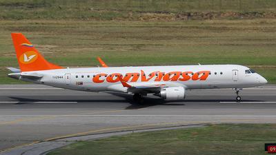 YV2944 - Embraer 190-100IGW - Conviasa