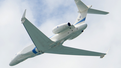 569 - Gulfstream G550 Nachshon - Israel - Air Force