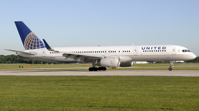 N41140 - Boeing 757-224 - United Airlines (Continental Airlines)