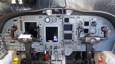PP-INT - Cessna 525 CitationJet 1 - Private