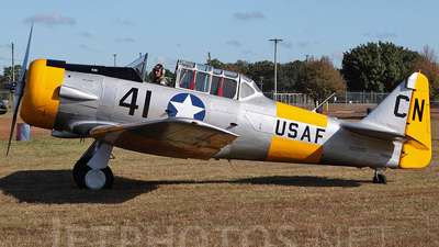 N80942 - North American AT-6D Texan - Private