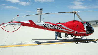 N286RT - Enstrom 280FX Shark - Private