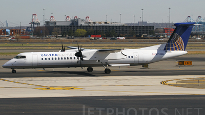 N332NG - Bombardier Dash 8-Q402 - United Express (Colgan Air)