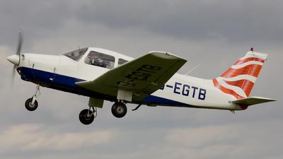 G-EGTB - Piper PA-28-161 Warrior II - Private