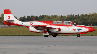 2009 - PZL-Mielec TS-11 Iskra - Poland - Air Force