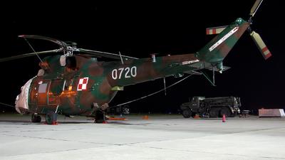 0720 - PZL-Swidnik W3 Sokol - Poland - Army